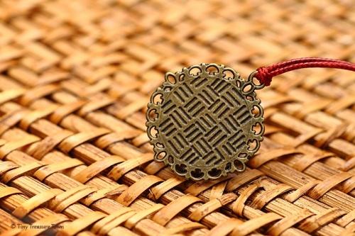 Ocker - Bordeaux - Braun - Bronze