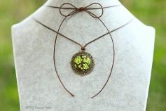 Braun - Grün - Bronze