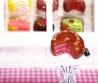 Fimo Torten Kette Grapefruit Schokolade-01