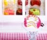Fimo Torten Kette Grapefruit Sahnecreme-01