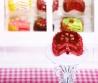 Fimo Torten Kette Erdbeere Schokolade-01
