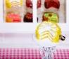 Fimo Torten Kette Zitrone Sahnecreme-01