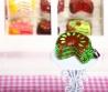 Fimo Torten Kette Limette Schokolade-01
